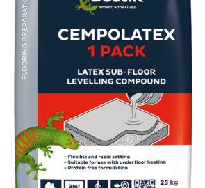 CEMPOLATEX FLOORING COMPOUND