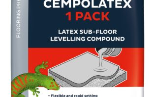 CEMPOLATEX FLOORING COMPOUND
