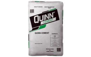 QUINN ORDINARY PORTLAND CEMENT 25kg BAG