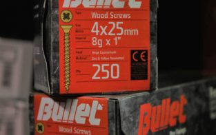 BULLET WOOD SCREW